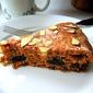 Prune Espresso Spice Cake