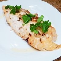 Mexican Garlic Broiled Tilapia