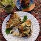 Nona's Gluten Free Zuchinni Quiche