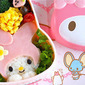 How to Make My Melody Bento Lunch Box - Video Recipe