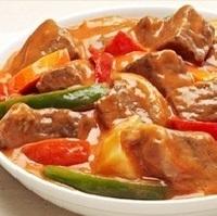 Beef Caldereta (Beef Stew)