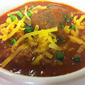 National Soup Month: Cielo Style Chili