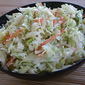 Homemade Cole Slaw