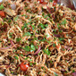 Chicken and Wild Rice Salad with Sun-dried Tomato Tapenade