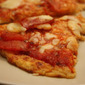 Low Carb Cauliflower Crust Pizza