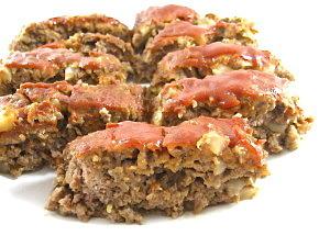 Yummy Skinny Meatloaf
