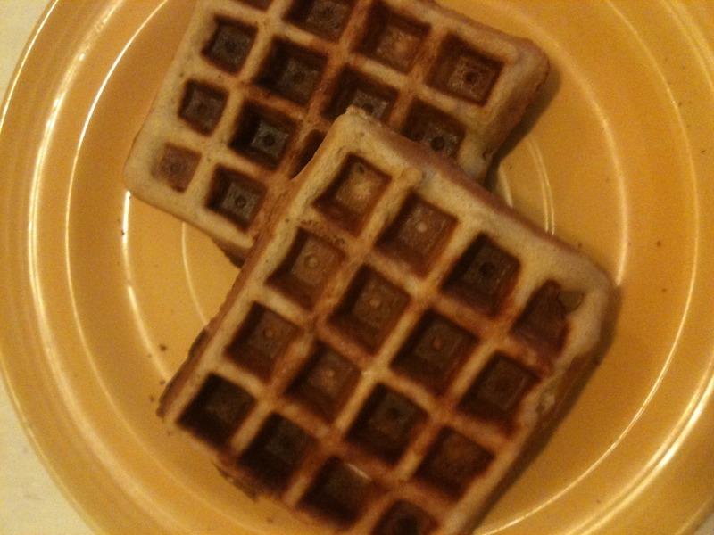 Amazing Wheat Free Waffles