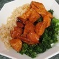 Simple Orange Chicken