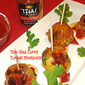 Thai Red Curry Turkey Meatballs