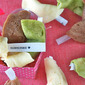 How to Make Microwave Fortune Cookies (Plain, Matcha Green Tea, and Chocolate Flavors) - Video Recipe