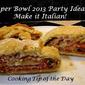 More Super Bowl 2013 Party Ideas