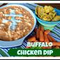 """Buffalo Chicken Dip aka """"Man Dip"""" Superbowl Favorite"""