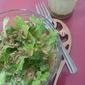 Asian Peanut Sesame Salad Dressing