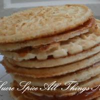 Stroopwafels-Dutch Cookies