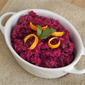 Cranberry rice and book clubs