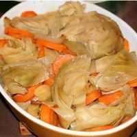 Braised Cabbage and Carrots