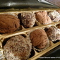 Chocolate - Italian Nougat 'Torrone' truffles