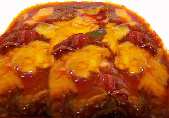 Texas Chili (without beans)