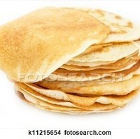 Stevia Cinnamon Almond Pancakes