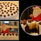 Chocolate Lemon Meringue Cake