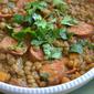 Lentil Stew with Chorizo
