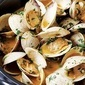 Clams with Ginger Soup