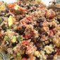 Mexican Quinoa Stuffing