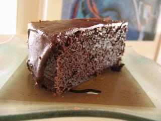 Dark Chocolate Torte