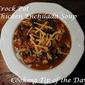 Recipe: Crock Pot Chicken Enchilada Soup
