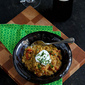 Curry Red Lentil Stew Recipe with Tomatoes
