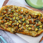 Rosemary And Garlic Roasted Potatoes Pizza