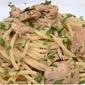 Spaghetti withTuna