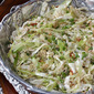 Family Reunion Cabbage and Ramen Salad