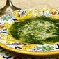 Minestra di riso e cicoria (Chicory and Rice Soup)