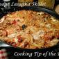 Recipe: Sausage Lasagna Skillet