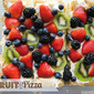 Fruit Pizza with Puff Pastry {Recipe}