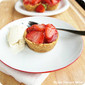 Mini Strawberry Pie Cups
