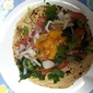 Healthy Fish roll in mint chutney
