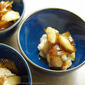 Rice Pudding with Butterscotch Apples