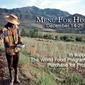 Menu for Hope 6 goes live - bid, bid, bid!