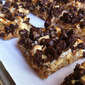 Sorry I Crashed Your BBQ Bars (Hello Dolly Bars)