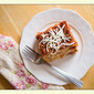 Homemade Lasagna {Slow Cooker Monday}