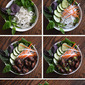Bún Thịt Nướng Recipe (Vietnamese Grilled/BBQ Pork with Rice Vermicelli & Vegetables)