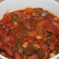 Very Veggie Vegetarian Chili
