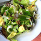 Great Salad: Avocado w/ Bagna Cauda