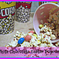 White Chocolate Easter Popcorn