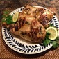 Marinated Grilled Chicken Halves