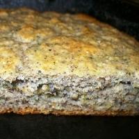Blue Cornmeal Cornbread