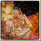 Cuban Pulled Pork & Aunt Mary's Mango Chutney {salsa}