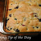 Recipe: Blueberry Buttermilk Coffee Cake